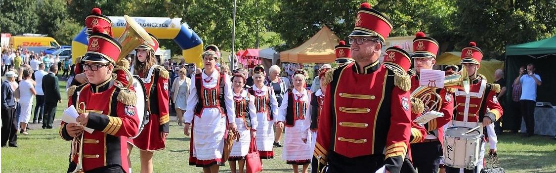Świętowaliśmy Powiatowe Święto Plonów w Główczycach