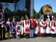 Gminne Święto Plonów Główczyce 2012 - 2 września 2012r.-11