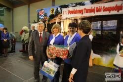 IX Powiatowy Turniej Kół Gospodyń Wiejskich w Jezierzycach - 15 lutego 2014 r.