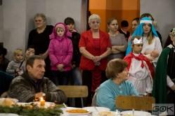 Wigilie w Gminie Główczyce - 17-20 grudnia 2014 r.