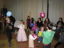 Bal Maskowy dla dzieci - 9 luty 2012r.-12