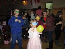 Bal Maskowy dla dzieci - 9 luty 2012r.-15