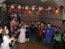 Bal Maskowy dla dzieci - 9 luty 2012r.-17