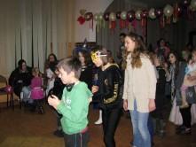 Bal Maskowy dla dzieci - 9 luty 2012r.-1