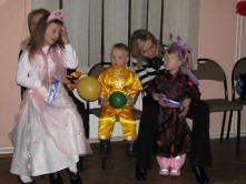 Bal Maskowy dla dzieci - 9 luty 2012r.-8