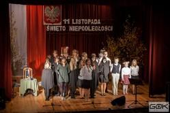 Gminne Obchody Narodowego Święta Niepodległości - 9 listopada 2012r.-23