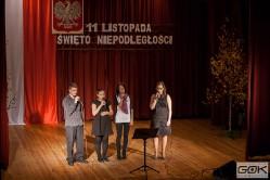 Gminne Obchody Narodowego Święta Niepodległości - 9 listopada 2012r.-34