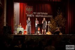 Gminne Obchody Narodowego Święta Niepodległości - 9 listopada 2012r.-5