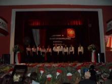 Gminne obchody rocznicy uchwalenia Konstytucji 3 Maja - 27 kwietnia 2012r.-10