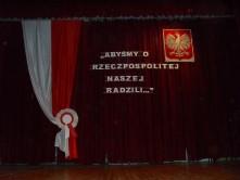 Gminne obchody rocznicy uchwalenia Konstytucji 3 Maja - 27 kwietnia 2012r.-14