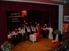 Gminne obchody rocznicy uchwalenia Konstytucji 3 Maja - 27 kwietnia 2012r.