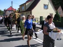 Gminne Święto Plonów Główczyce 2012 - 2 września 2012r.-6