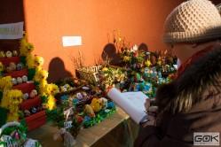 Konkurs Na Najpiękniejszą Pisankę Wielkanocną - Główczyce 24.03.2013r.-13