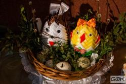 Konkurs Na Najpiękniejszą Pisankę Wielkanocną - Główczyce 24.03.2013r.-15
