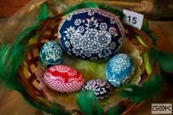 Konkurs Na Najpiękniejszą Pisankę Wielkanocną - Główczyce 24.03.2013r.-16