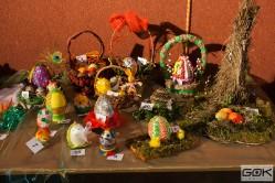 Konkurs Na Najpiękniejszą Pisankę Wielkanocną - Główczyce 24.03.2013r.-20