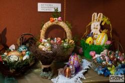 Konkurs Na Najpiękniejszą Pisankę Wielkanocną - Główczyce 24.03.2013r.-21