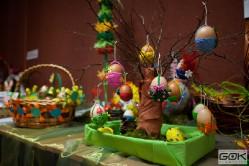 Konkurs Na Najpiękniejszą Pisankę Wielkanocną - Główczyce 24.03.2013r.-4