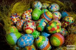 Konkurs Na Najpiękniejszą Pisankę Wielkanocną - Główczyce 24.03.2013r.-5