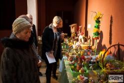 Konkurs Na Najpiękniejszą Pisankę Wielkanocną - Główczyce 24.03.2013r.-8