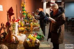Konkurs Na Najpiękniejszą Pisankę Wielkanocną - Główczyce 24.03.2013r.-9