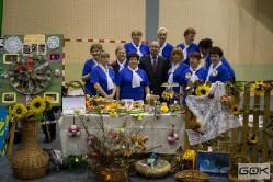 Powiatowy Turniej Kół Gospodyń Wiejskich w Jezierzycach 9 luty 2013 r.-15