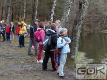 Rajd pieszy Wierzchocińskie wzgórza - 27 kwietnia 2013r.