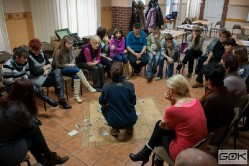 Warsztaty dziennikarsko-fotograficzne - 1-2 grudnia 2012r.
