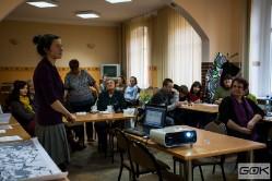 Warsztaty dziennikarsko-fotograficzne - 1-2 grudnia 2012r.-1