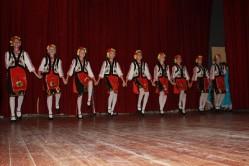 Występ zespołów SKAWYSZ i SUNICZKA z Mińska - 25 sierpnia 2012r.